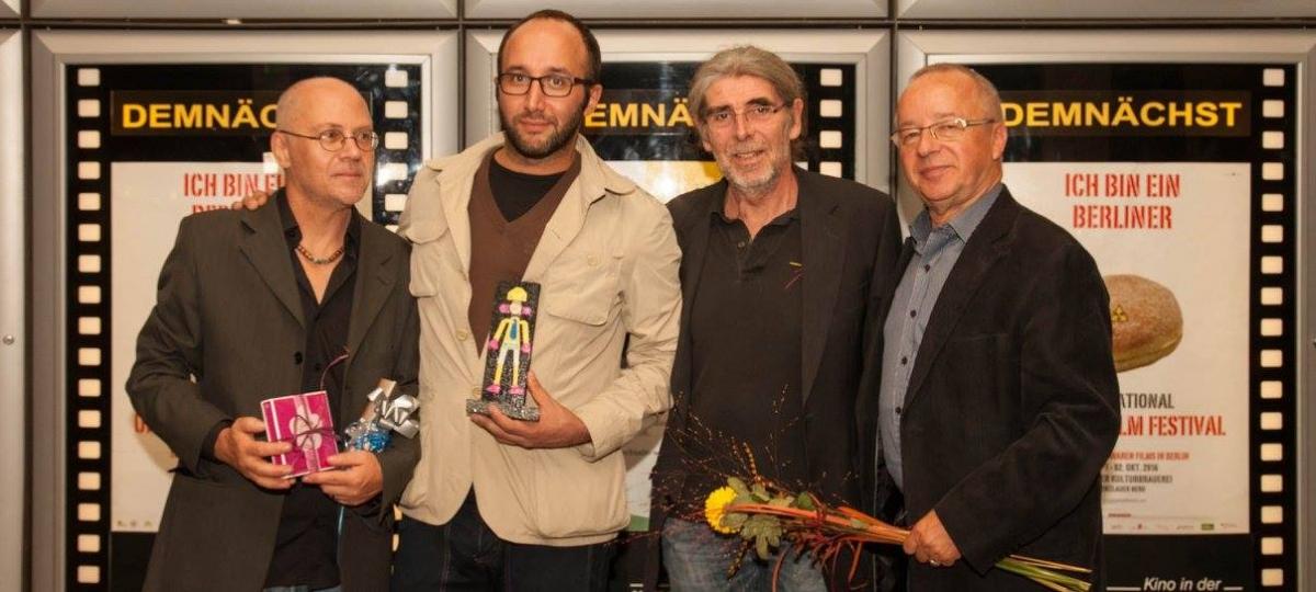 Yellow Einstein Award to Matteo Gagliardi