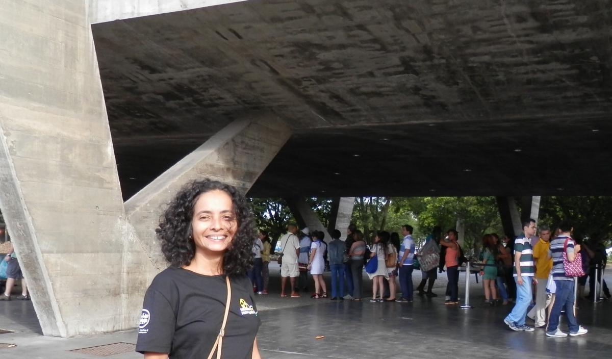 MAM Rio Uranium Film Festival - Director Marcia Gomes