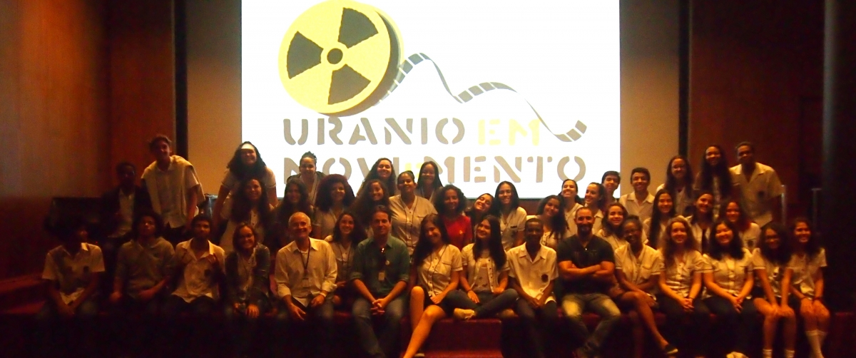 Escola Pedro II na cinemateca do MAM - Uranium Film Festival 2019