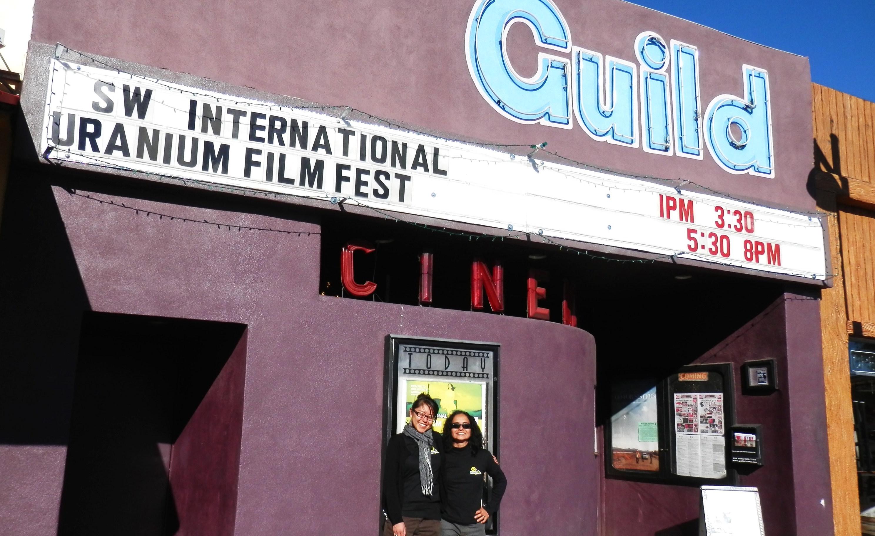 Uranium Film Festival 2018 in Albuquerque - Foto Suchanek