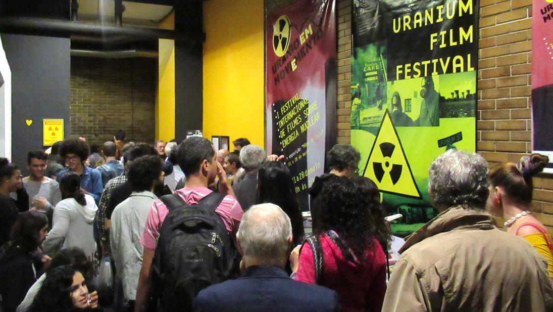 uranium film festival rio de janeiro MAM Rio