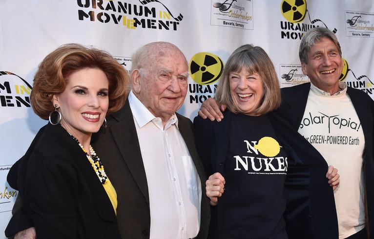Kat Kramer at Uranium Film Festival in Hollywood 2016