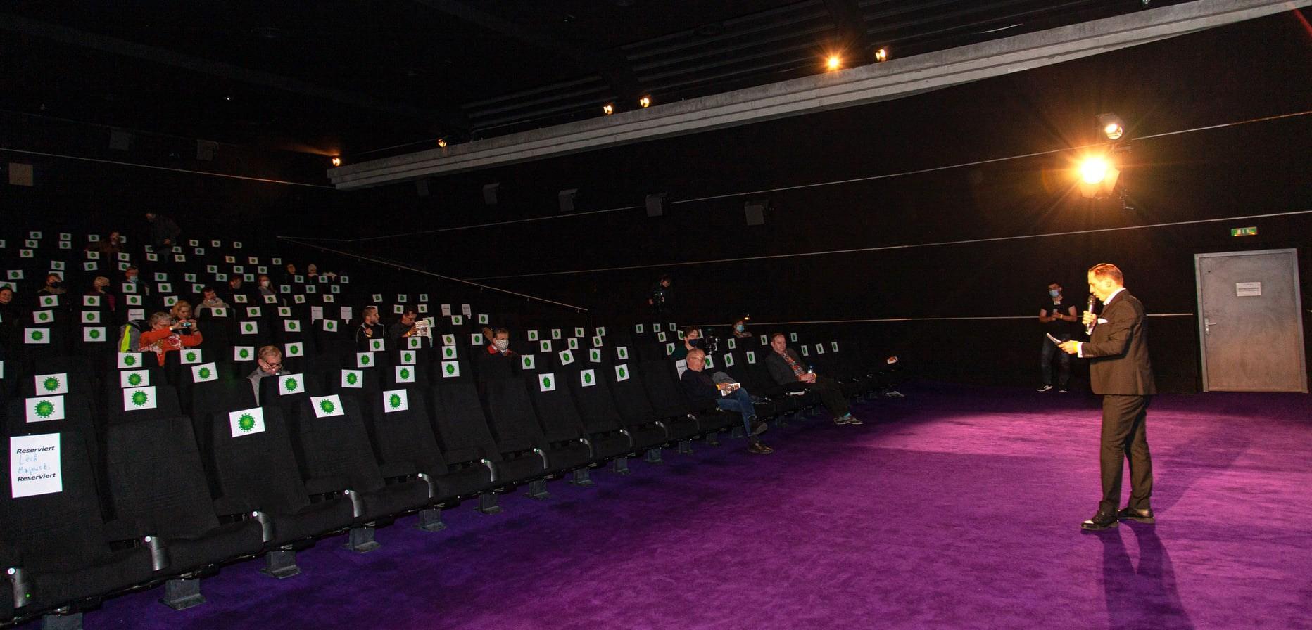2020 Uranium Film Festival in Berlin