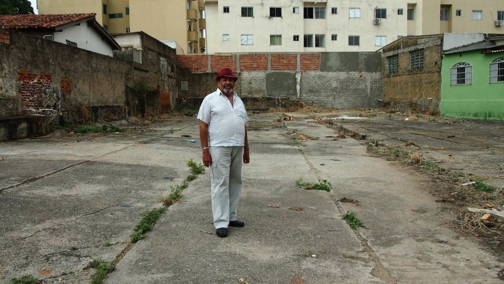 Brasiliens Tschernobyl 1987 - Caesium-Opfer Odesson Alves Ferreira