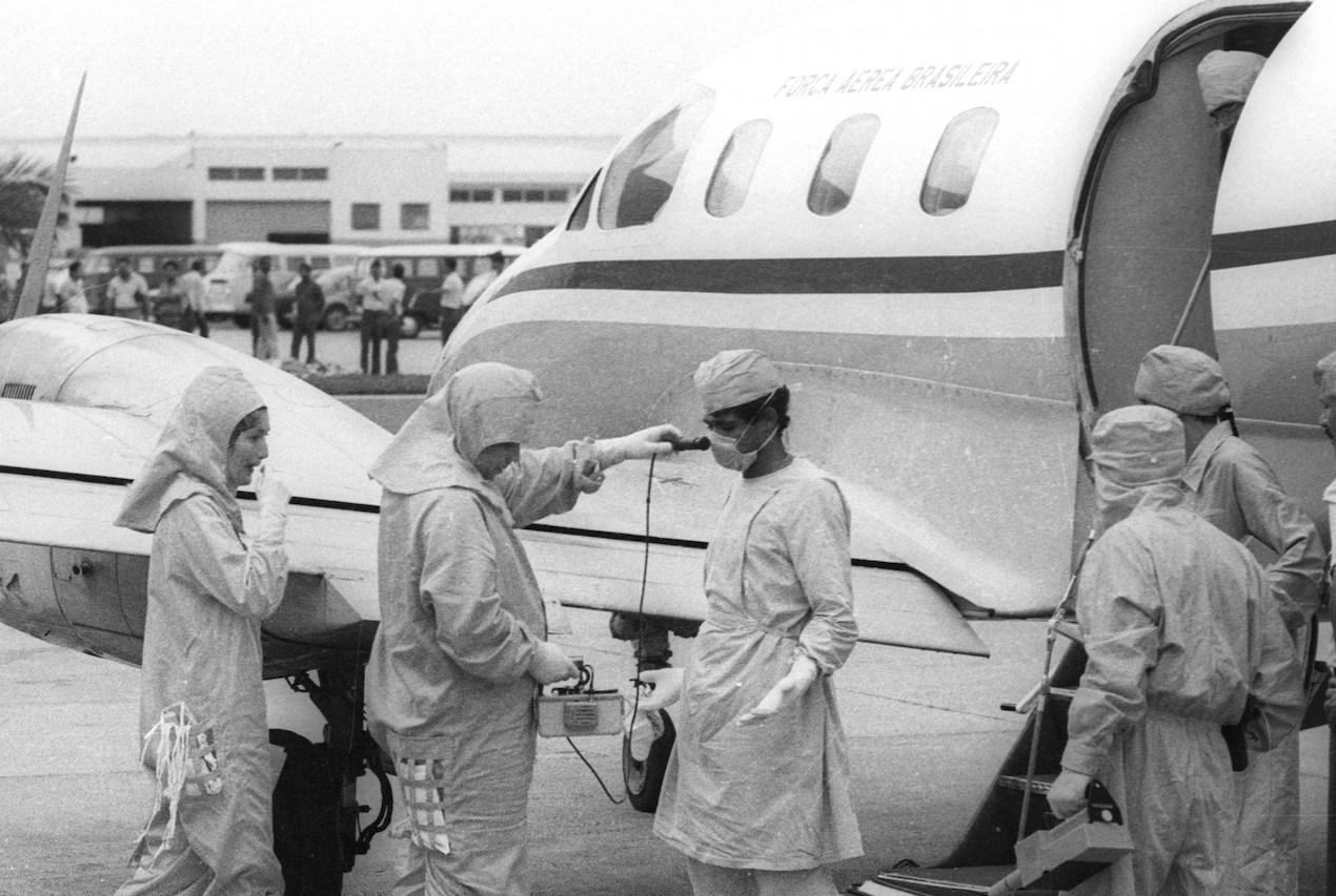 Do Rio para Goiás e Goiânia - Exposição sobre acidente do Césio 137 é doada para suas vítimas