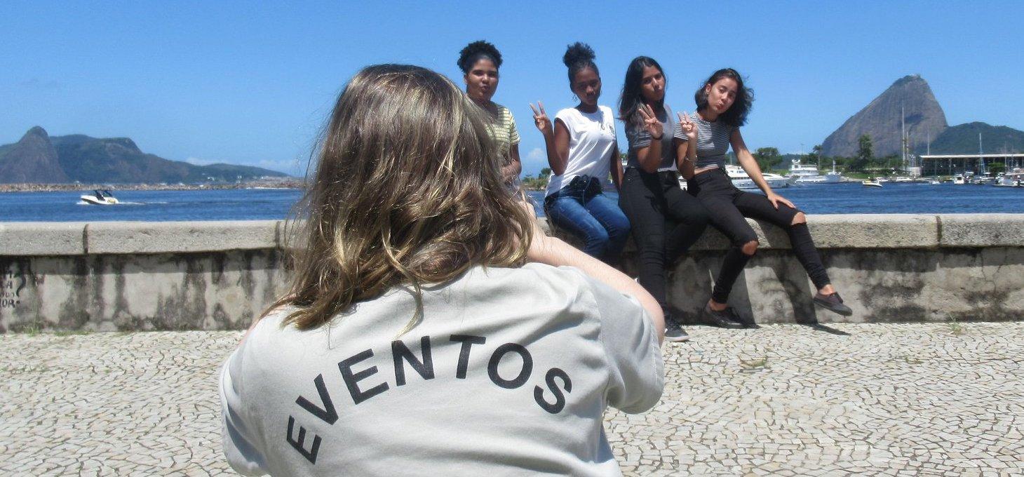 MAM Rio - FAETEC Estudantes - Uranium Film Festival