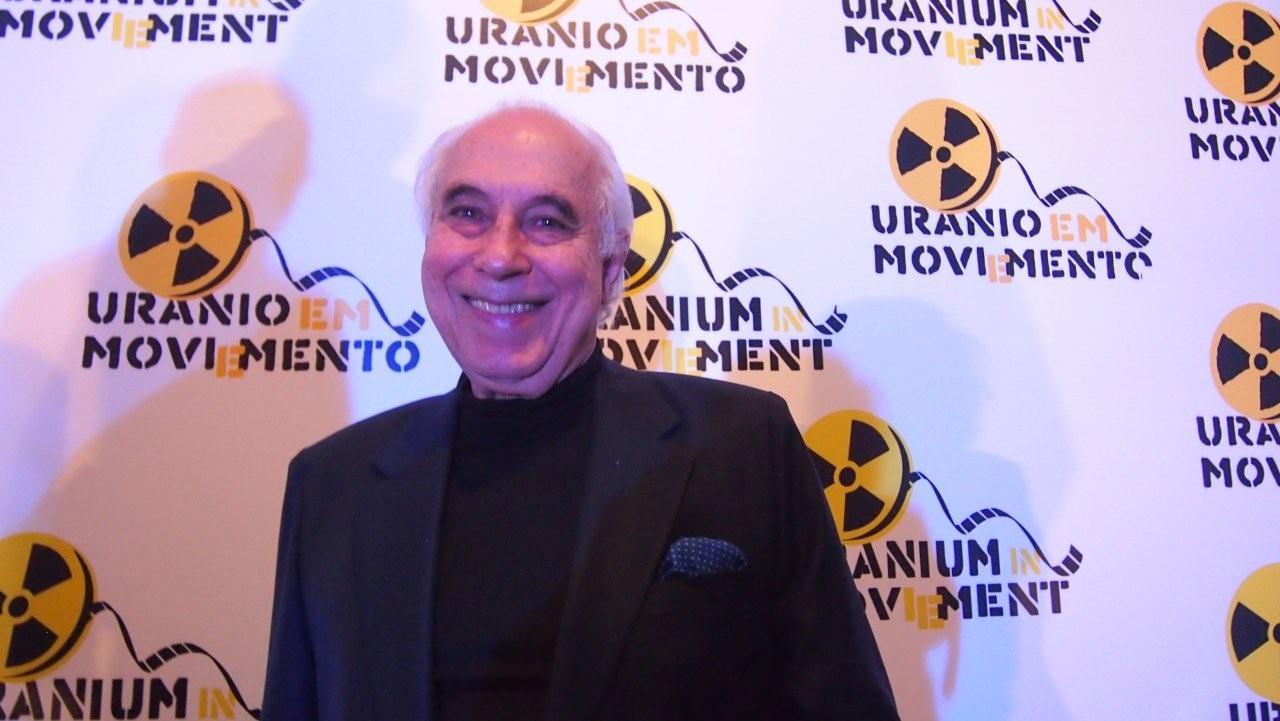 Sergio Duarte  - Uranium Film Festival Rio de Janeiro
