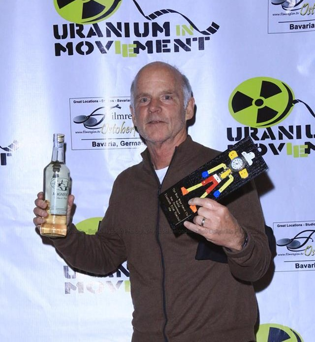 Steve McEveety at Uranium Film Festival 2016 Award Ceremony Hollywood