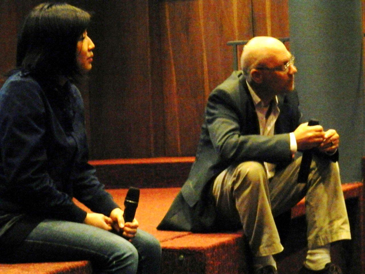Uranium Film Festival - Fukushima Filmmaker Yoko Kumano and festival director