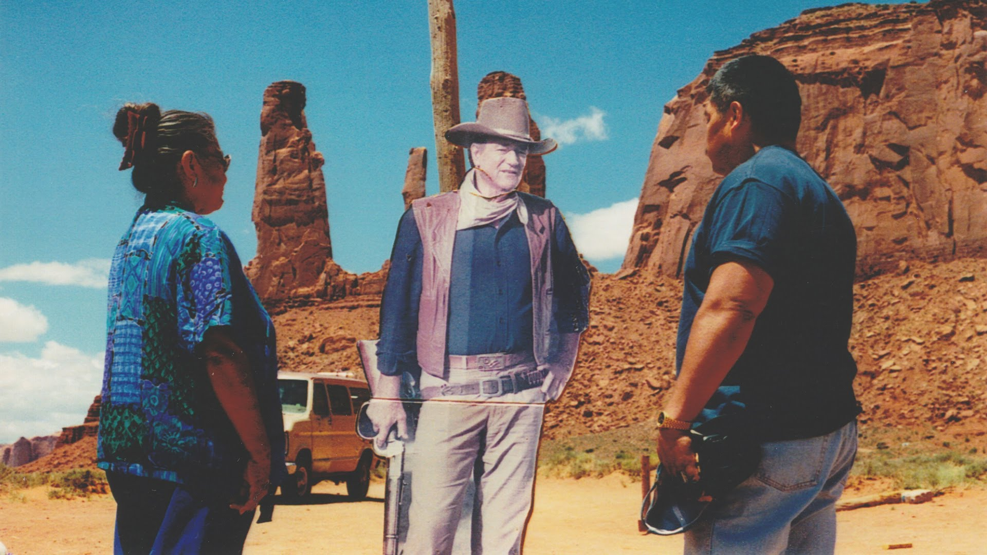 Yellow Oscar Film The Return of Navajo Boy