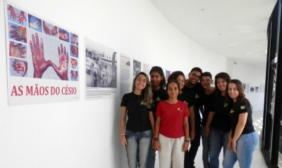 Exposição: Mãos de Césio 137 Do Caminho Niemeyer até Goiás